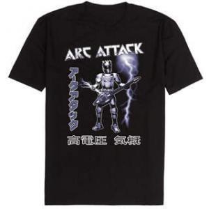 Lightning Guitar T-shirt, Men's