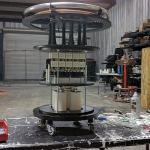 Orlando Tesla coil open chassis