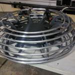 ring toroid for Orlando Science Center Tesla coil.