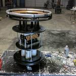 OrlandoScience Center Tesla coil open chassis mmc view
