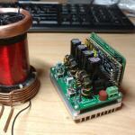 DIY miniature Tesla coil