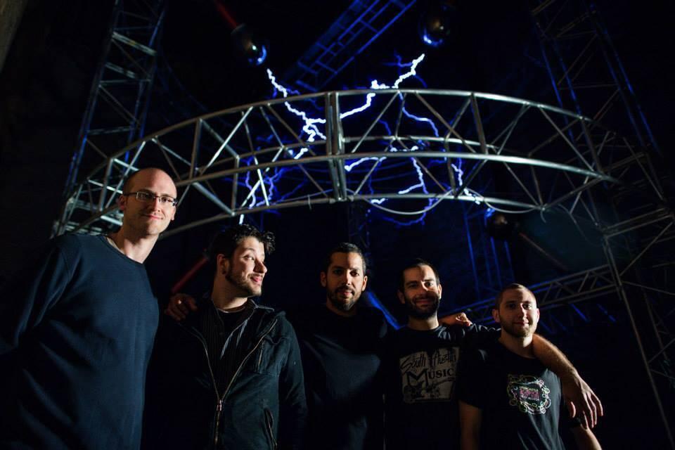 David Blaine's Tesla crew
